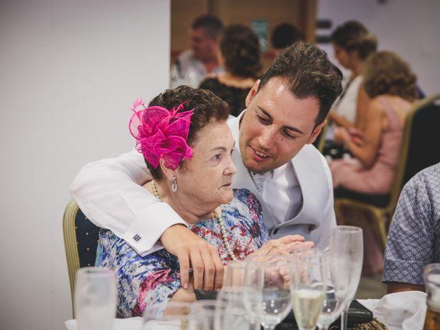 La boda de Raul y Cynthia en Los Barrios, Cádiz 47