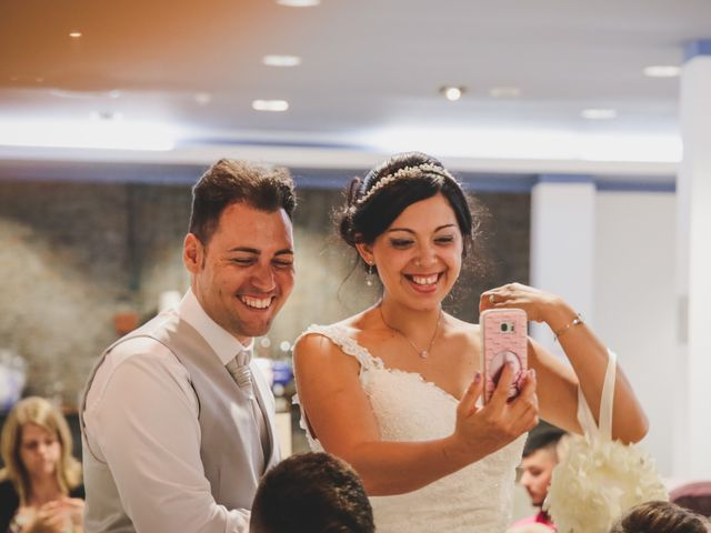 La boda de Raul y Cynthia en Los Barrios, Cádiz 48