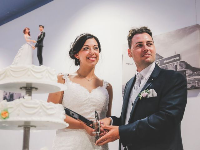 La boda de Raul y Cynthia en Los Barrios, Cádiz 50