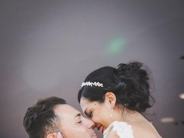 La boda de Raul y Cynthia en Los Barrios, Cádiz 51
