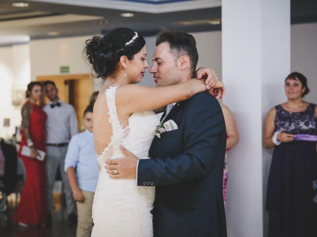 La boda de Raul y Cynthia en Los Barrios, Cádiz 52