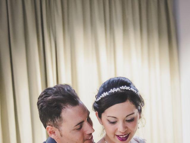 La boda de Raul y Cynthia en Los Barrios, Cádiz 53