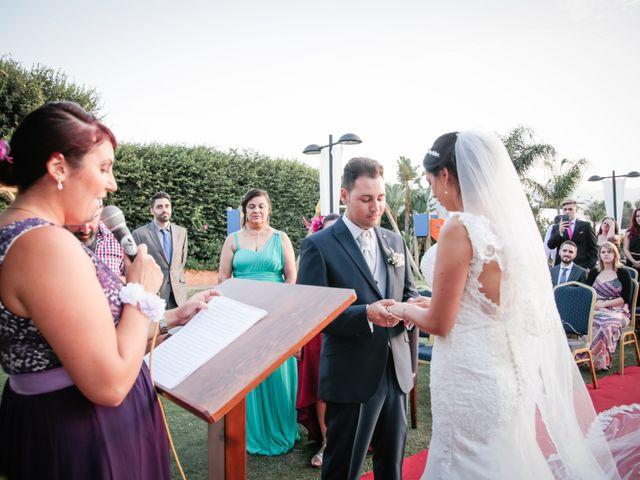 La boda de Raul y Cynthia en Los Barrios, Cádiz 24