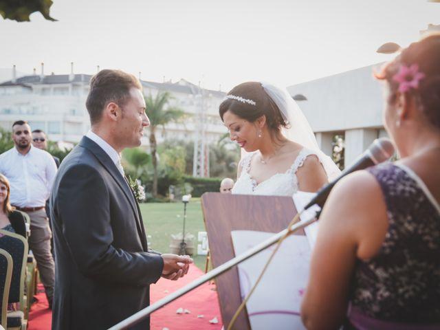 La boda de Raul y Cynthia en Los Barrios, Cádiz 25