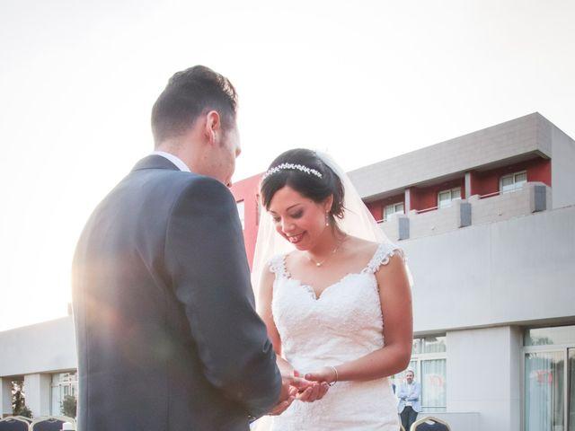La boda de Raul y Cynthia en Los Barrios, Cádiz 26