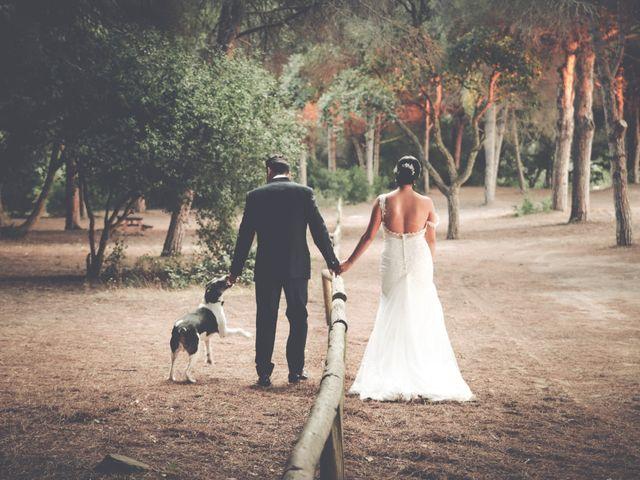 La boda de Raul y Cynthia en Los Barrios, Cádiz 56