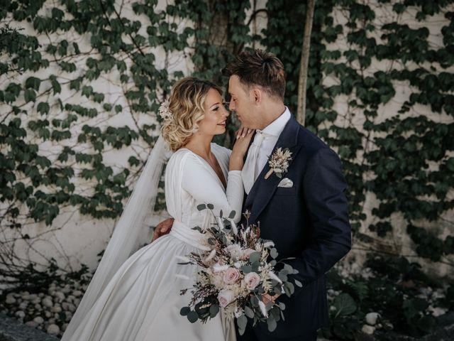 La boda de Fani y Manuel