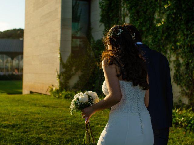 La boda de Dani y Dina en Santa Coloma De Farners, Girona 5