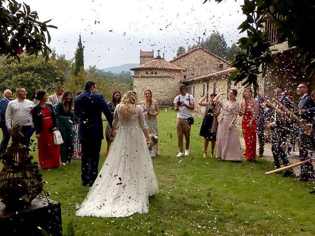 La boda de Jorge y Cora en Moraña, Pontevedra 1