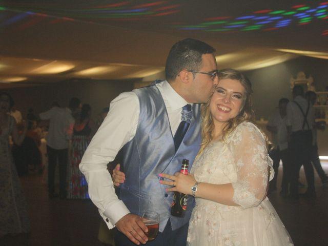 La boda de Cora y Jorge