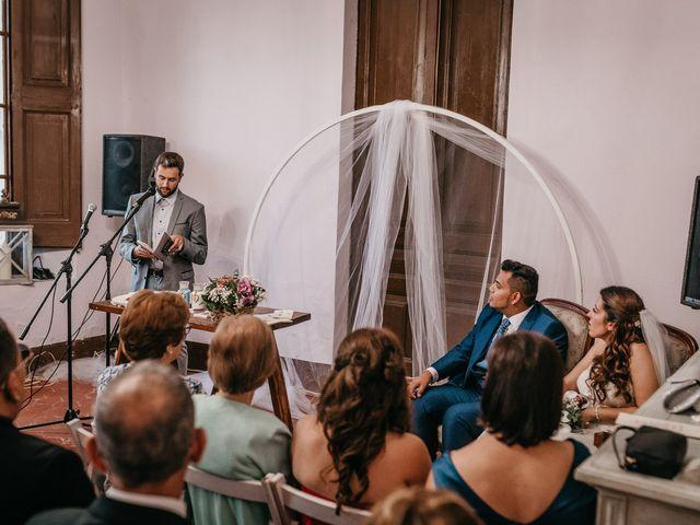 La boda de Liner y Ruth en Riudarenes, Girona 19