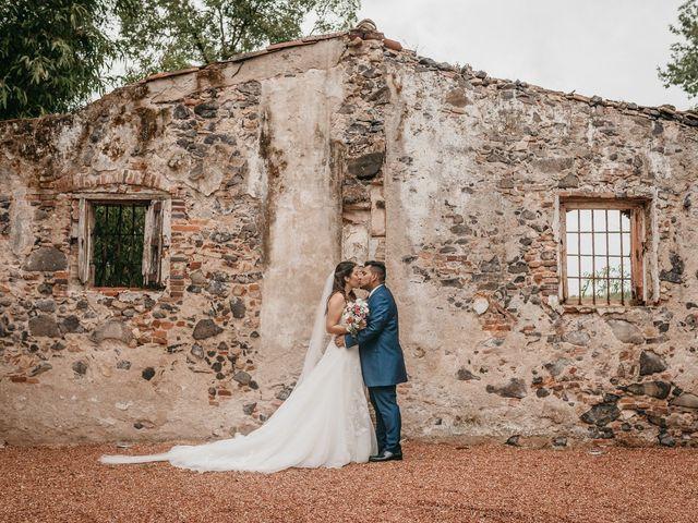 La boda de Liner y Ruth en Riudarenes, Girona 23