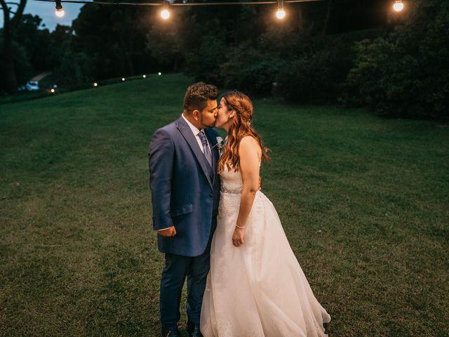 La boda de Ruth y Liner