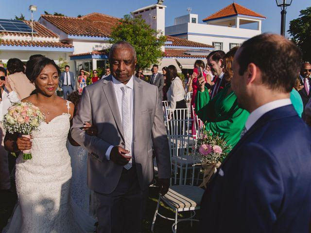 La boda de Daniel y Jane en El Puerto De Santa Maria, Cádiz 27