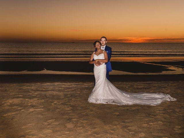 La boda de Jane y Daniel
