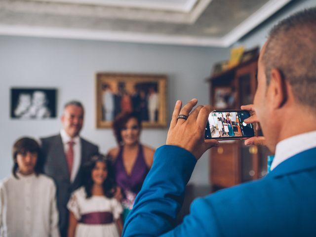 La boda de Jose Enrique y Olga en Villagarcia Del Llano, Cuenca 8