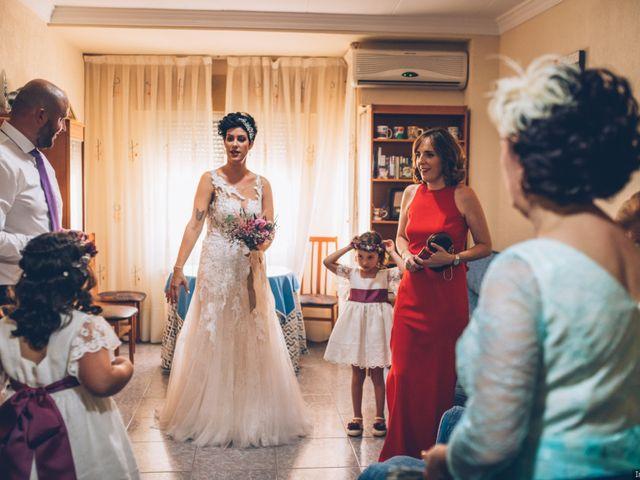 La boda de Jose Enrique y Olga en Villagarcia Del Llano, Cuenca 15