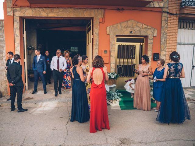 La boda de Jose Enrique y Olga en Villagarcia Del Llano, Cuenca 16