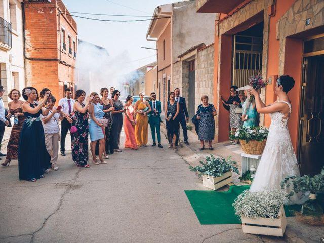 La boda de Jose Enrique y Olga en Villagarcia Del Llano, Cuenca 17