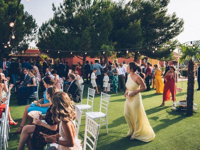 La boda de Jose Enrique y Olga en Villagarcia Del Llano, Cuenca 19