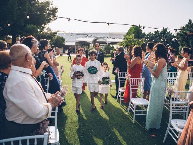 La boda de Jose Enrique y Olga en Villagarcia Del Llano, Cuenca 20