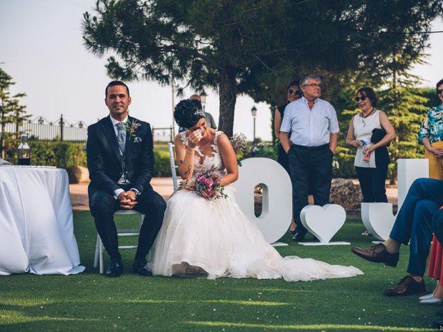 La boda de Jose Enrique y Olga en Villagarcia Del Llano, Cuenca 22