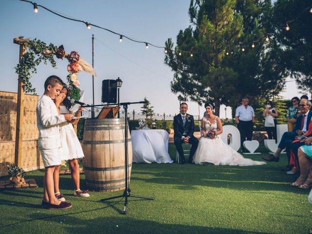 La boda de Jose Enrique y Olga en Villagarcia Del Llano, Cuenca 23