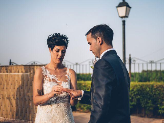 La boda de Jose Enrique y Olga en Villagarcia Del Llano, Cuenca 26