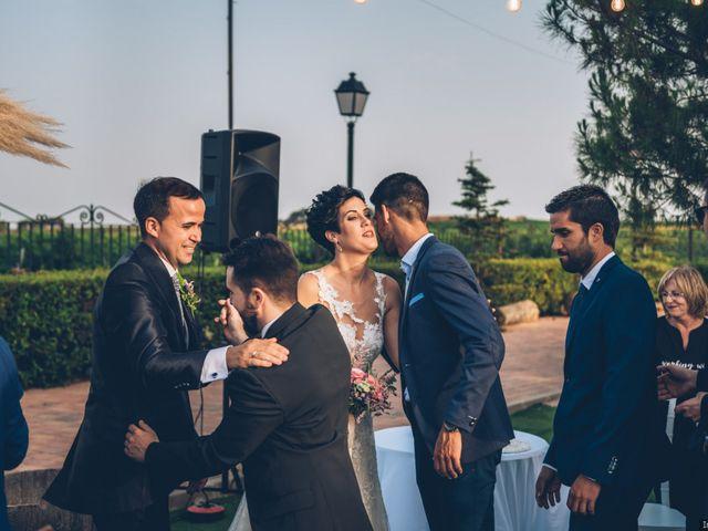 La boda de Jose Enrique y Olga en Villagarcia Del Llano, Cuenca 28