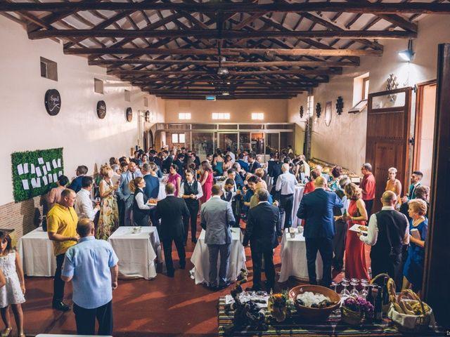 La boda de Jose Enrique y Olga en Villagarcia Del Llano, Cuenca 30