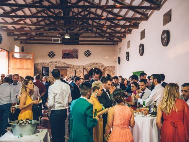 La boda de Jose Enrique y Olga en Villagarcia Del Llano, Cuenca 32