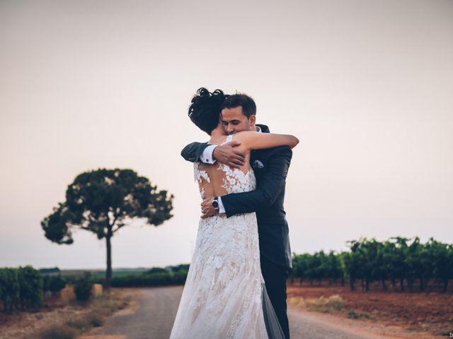 La boda de Jose Enrique y Olga en Villagarcia Del Llano, Cuenca 35