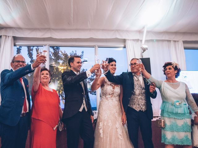 La boda de Jose Enrique y Olga en Villagarcia Del Llano, Cuenca 39