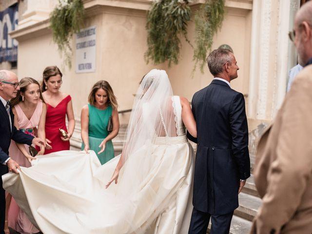 La boda de Gonzalo y Rocío en Murcia, Murcia 17