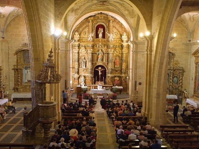 La boda de Daniel y Marian en Cantalpino, Salamanca 2