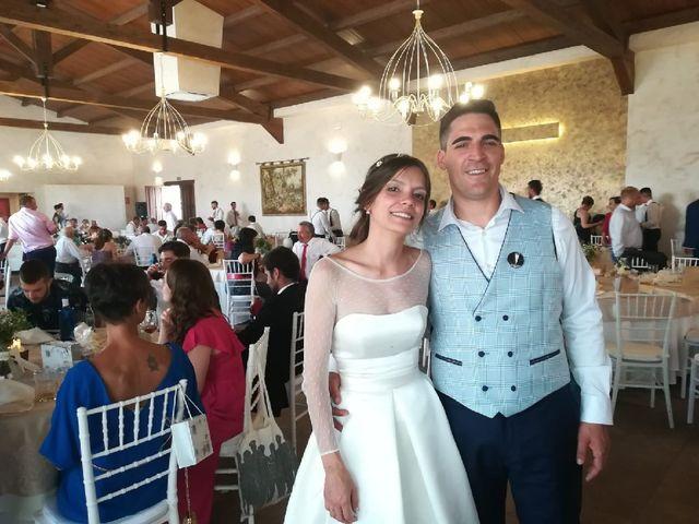 La boda de Daniel y Marian en Cantalpino, Salamanca 5