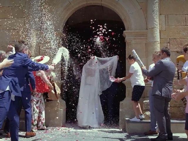 La boda de Daniel y Marian en Cantalpino, Salamanca 7