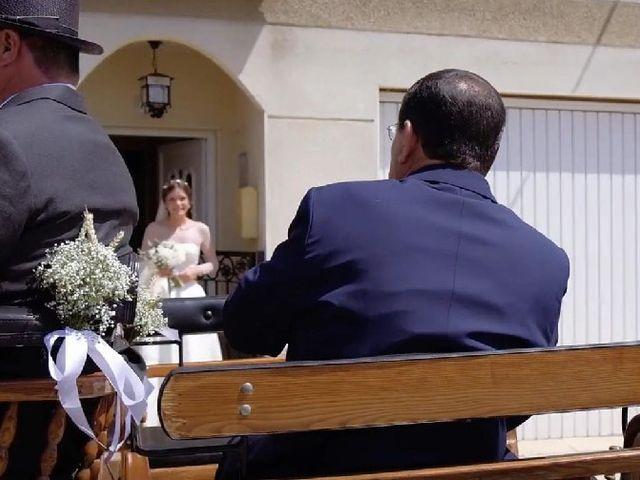 La boda de Daniel y Marian en Cantalpino, Salamanca 8