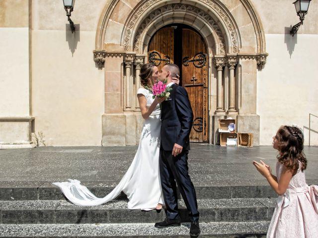 La boda de Víctor y Ana en Montornes Del Valles, Barcelona 1