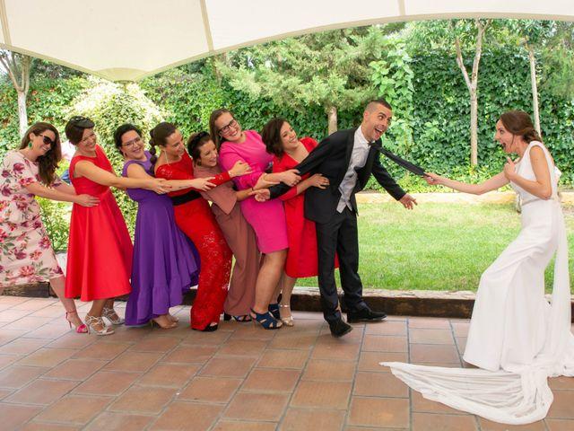 La boda de Víctor y Ana en Montornes Del Valles, Barcelona 23
