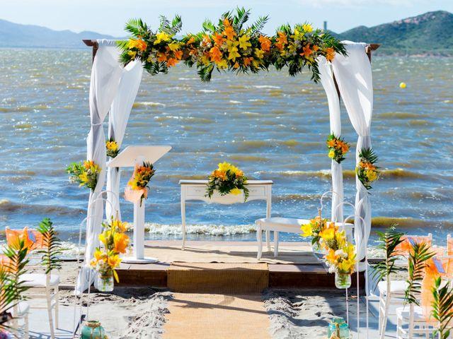 La boda de Marta y Ivan en La Manga Del Mar Menor, Murcia 5