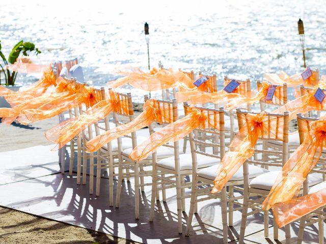 La boda de Marta y Ivan en La Manga Del Mar Menor, Murcia 6