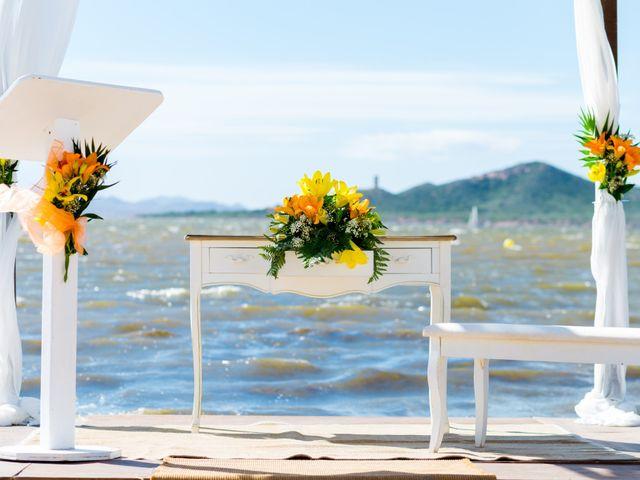 La boda de Marta y Ivan en La Manga Del Mar Menor, Murcia 7
