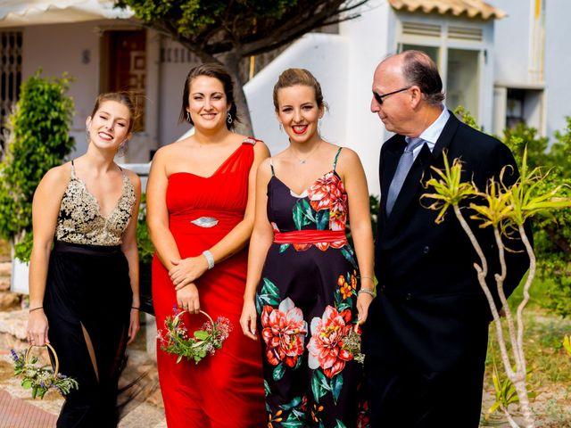La boda de Marta y Ivan en La Manga Del Mar Menor, Murcia 9