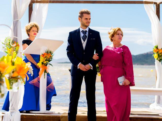 La boda de Marta y Ivan en La Manga Del Mar Menor, Murcia 11