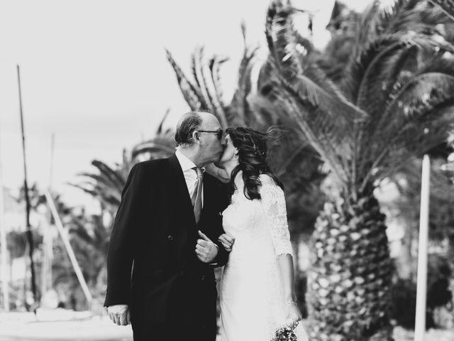 La boda de Marta y Ivan en La Manga Del Mar Menor, Murcia 16