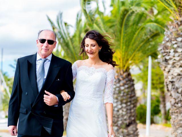 La boda de Marta y Ivan en La Manga Del Mar Menor, Murcia 17
