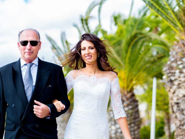 La boda de Marta y Ivan en La Manga Del Mar Menor, Murcia 18