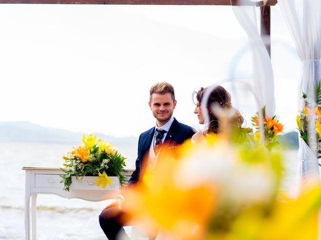 La boda de Marta y Ivan en La Manga Del Mar Menor, Murcia 19