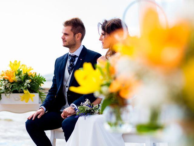 La boda de Marta y Ivan en La Manga Del Mar Menor, Murcia 20